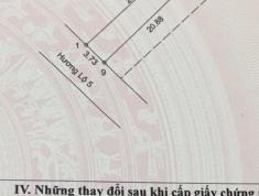 Bán Lô Đất Mặt Đường Có Nhà Cấp 4 xã Phước Tỉnh, Bà Rịa Vũng Tàu