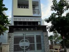 Cho thuê nhà nguyên căn KDC Đông Thủ Thiêm Q2. 3 lầu 6x18m, khu an ninh. Giá TL. Lh 0918860304