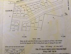 Bán đất nền dự án lô C3, mặt tiền sông Giồng, đường rộng 16m. Quận 2. Sổ đỏ. Dt 181m. Gía 65tr/m