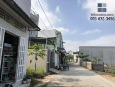 Bán nền hẻm đường Trương Vĩnh Nguyên, Thường Thạnh - 1.95 tỷ
