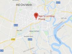 Cho Thuê Phòng Ngã Tư Lê Hồng Phong - Hùng Vương, Phường 2, Quận 10, TP. Hồ Chí Minh