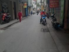 Bán nhà 58.1m2 4 tầng tại Phố Yên Lãng, Đống Đa vài bước chân ra phố kinh doanh.