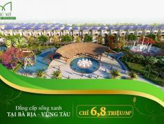 Đất Dự án Phú Mỹ Gold City - Trung tâm mũi nhọn kinh tế Bà Rịa Vũng Tàu