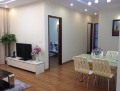 Cho thuê căn hộ chung cư Thủ Thiêm Xanh 2-3PN, NT đẹp giá 5,5tr/th