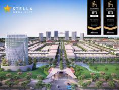Nhận đất-Lấy vàng-Vui tết rộn ràng cùng Stella Mega City!