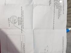Kẹt tiền cuối năm bán lỗ đất phường 1 Kiến Tường đường ô tô giá 480tr