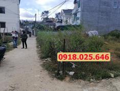Bán lô đất phân lô ngay đường Hùng Vương, Đà Lạt