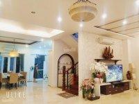 Cho thuê biệt thự Nam Thông 1 - Phú Mỹ Hưng, Quận 7, HCM DT 11x18m  giá 75tr TL LH: 0905771366