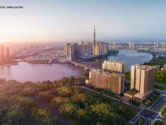 Dự án The River  siêu phẩm năm  2020 tại Thủ Thiêm quận 2, giá cực tốt chỉ từ $5500/m2. LH 0332040992