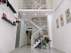 Nhà xinh rẻ trệt lửng lầu Hưng Phú trung tâm Thành phố Sài Gòn 3.6 tỷ