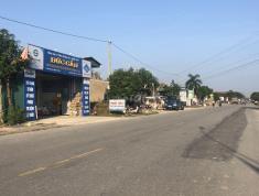 Bán đất mặt tiền đường TL3,đường Vũ Quang kéo dài