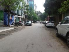 Bán biệt thự A02 mặt ngõ 75 Trần Thái Tông, Cầu Giấy. LH 0901.061.386