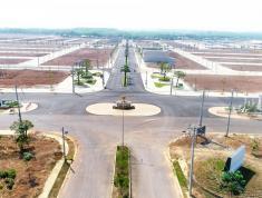 Đất dân cư kiểu mẫu Châu Âu trung tâm Tp, thổ cư 100% mặt tiền 70m