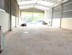 Cho thuê gấp 320m2 nhà xưởng gần chợ Trảng Dài giá  16tr/tháng