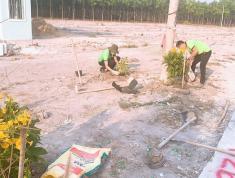 Bán đất khu phố 2  thị trấn Chơn Thành, Bình Phước. Diện tích 150m2, giá 510 triệu