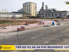 Bán đất nền dự án An Phú Residence sổ đỏ