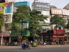 Bán nhà mặt phố Thái Thịnh 120m, 6 Tầng, mặt tiền 7m, giá 35.8 triệu.
