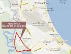 Bán đất khu đô thị An Bình Tân Phước Long Nha Trang. LH: 0963436278