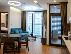 Cho thuê căn hộ 1 Phòng Ngủ Full Nội thất Vinhomes Metropolis giá rẻ