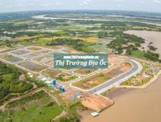 King Bay Nhơn Trạch đất nền bàn giao sổ đỏ, không bắt buộc xây dựng Chính thức mở bán