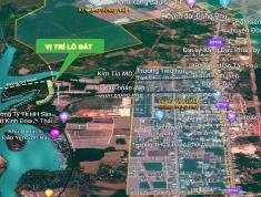 Đất thổ cư trung tâm hành chính giá chỉ 491 triệu