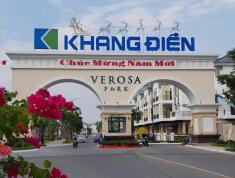 Nhà Phố Verosa - Khang Điền Quận 9 CK 18%, vay 70% lãi suất 0% 2 năm