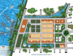 Đất nền Nhơn Trạch 3 mặt giáp sông, cam kết lợi nhuận 16%/năm