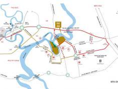 Cơ hội đầu tư phân khu đẹp nhất King Bay Nhơn Trạch,duy nhất 3 mặt giáp sông
