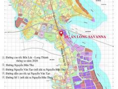 Đất nền khu đô thị cao cấp Long Savanna Nhà Bè, giá 39 triệu/m2, liền kề Phú Mỹ Hưng