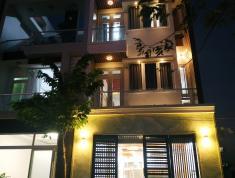 Nhà Phố nội thất gỗ gõ đỏ duy nhất tại  Green Riverside Huỳnh Tấn Phát(5x16) , 3 lầu 6,4 tỷ