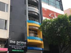 Nhà trung tâm Q1 TP. Sài Gòn trệt lửng 4 lầu 36 tỷ