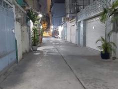 Chị dâu bán nhà đường Bùi Hữu Nghĩa, Hẻm 4m, 3 tầng, 38 m2, ở ngay 4 tỷ, LH Nhàn Trump 0944260400