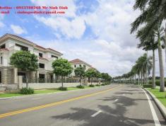 Bán biệt thự Saroma khu S - 321.5m2 - Hướng Tây Nam - Hàng có sẵn. LH 0933786268 Mr Sinh Đinh