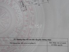 ĐẤT CHÍNH CHỦ MỸ HẠNH SHR 165 M2(5*33) 100% THỔ CƯ