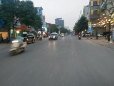Bán đất mặt đường An Lạc, Trâu Quỳ. DT 60m2, MT 4m, đường ô tô lh:0358985821.