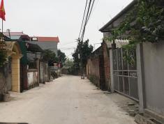 Vỡ nợ bán gấp mảnh đất thổ 500m2 thôn giao tự, Kim Sơn, Gia Lâm, giá chỉ hơn 6tr