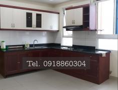Cho thuê căn hộ Thịnh Vượng, Nguyễn Duy Trinh, Q2, 77m, 2pn 2wc, có ít NT. Gía 7 triệu/tháng
