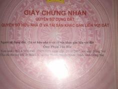 Bán đất Sổ đỏ Nhơn Trạch Đồng Nai 1068m2