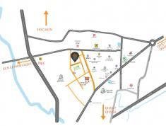 Nhà phố Levata City sổ hồng công chứng ngay, liền kề Aeon Bình Tân, 5x20m, 1 trệt 3 lầu!