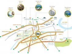 Royal Park Riverside mặt tiền Tạ Quang Bửu Quận 8 mở bán GĐ 1