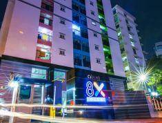 Cho thuê căn hộ 8x Plus, DT 64m2, 2PN, Full NT, giá chỉ 8,5tr/th.
