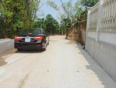 Bán nhanh, gấp lô đất 519m2, 3 mặt đường, Kim Sơn Gia Lâm Hà nội, giá 6,5tr - ĐT 0399118379
