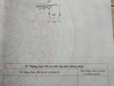 Chủ mong muốn bán nhanh lô đất  lấy tiền trả nợ tại  tổ 9 Thạch Bàn Long Biên