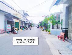 Bán gấp nền 100m2  Đường Trần Vĩnh Kiết Phường An Bình, Ninh Kiều, Cần Thơ