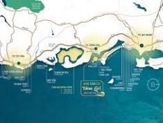 Chi với 9,9tr/m2 sở hữu đất nền Biển Phú Yên .