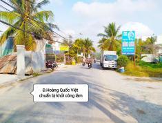 Bán nhanh đất nền Đường Hoàng Quốc Việt  Phường An Bình, Ninh Kiều Cần Thơ giá 1 tỷ 650 triệu