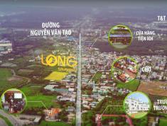Đất nền thương mại Nguyễn Văn Tạo, Nhà Bè, suất nội bộ 5 nền đẹp đầu tiên chỉ 39tr/m2!