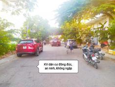 Bán nhanh nền giá 1 tỷ 750 triệu  KDC Hưng Phú quận Cái Răng Cần Thơ