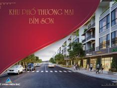 Bán đất mặt đường Quốc lộ 1A - hạ tầng đồng bộ - đối diện đền Sòng, thi xã Bỉm Sơn