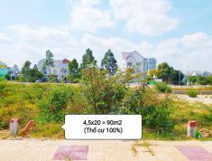 Cần bán nhanh đất nền KDC Phú An 1 tỷ 500 triệu  Quận Cái Răng Thành Phố Cần Thơ
